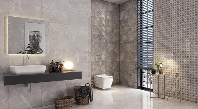 Seramiksan'dan 2019'a damga vuracak banyo dekorasyon trendleri