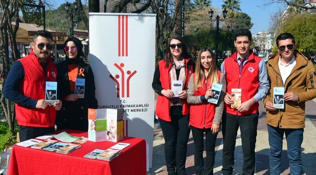 Turgutlu'da vatandaşlar bilgilendirildi