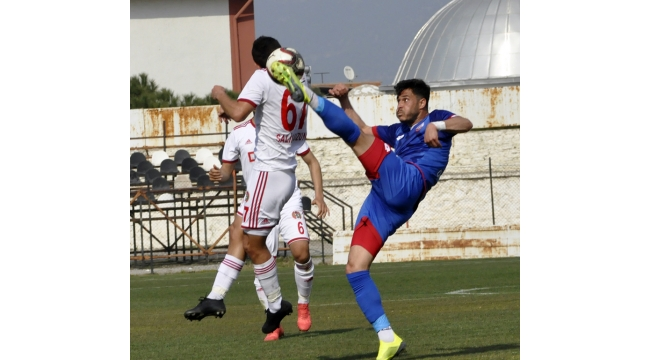Turgutluspor sonradan açıldı: 3-1