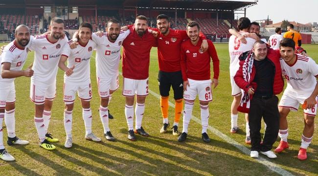 Turgutluspor'un rakibi 1461 Trabzon