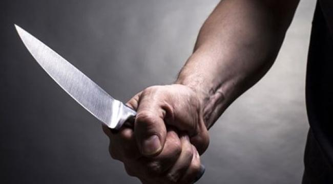 13 yıllık kocasını bıçaklayarak öldürdü