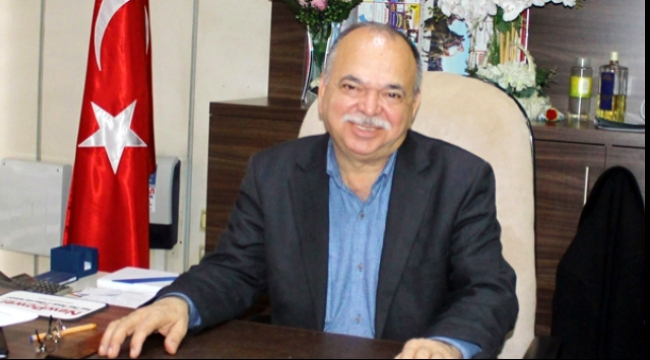 Esnaf Kefalet Başkanı Hasan Hüseyin Coşkun'dan 23 Nisan mesajı
