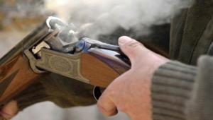 Turgutlu'da av tüfeğiyle yaralama: 1 yaralı