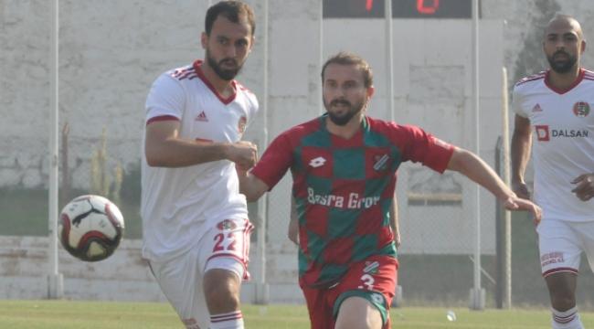 Turgutluspor Cizre ile yenişemedi: 0-0