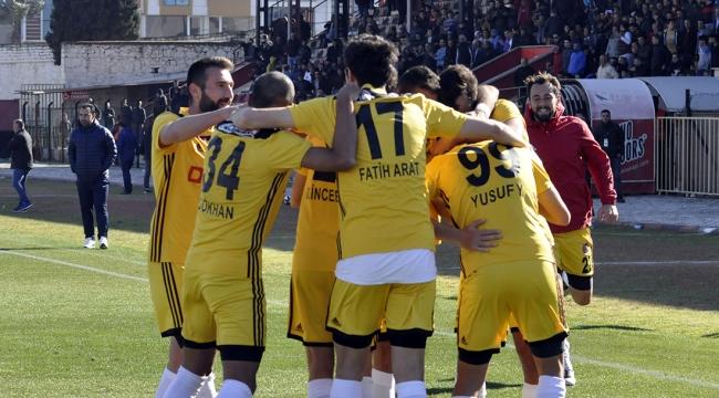 Turgutluspor HEASK maçına odaklandı