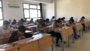 Bilgikent Okulları'ndan 'LGS deneme sınavı' provası