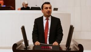 """CHP'li Başevirgen: """"Esnaf Kan Ağlıyor, Kepenk İndiriyor, Yaşam Bitiyor!"""""""