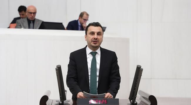 CHP Manisa Milletvekili Bekir Başevirgen'in Ramazan Bayramı Mesajı