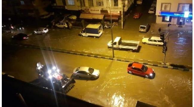 Dolu ve yağmur vurdu; 15 bin civciv ve tavuk öldü