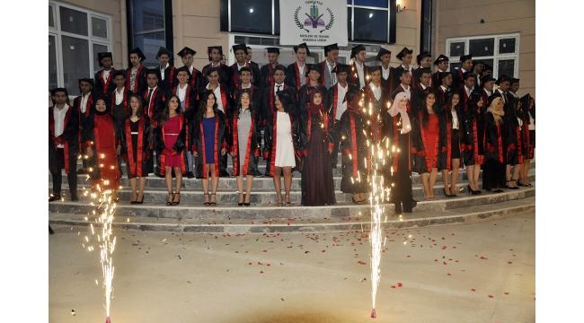 İnci Üzmez MTAL 2019 mezunlarını uğurladı