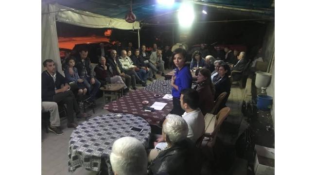 Irlamaz'da biyogaz konulu toplantı yapıldı