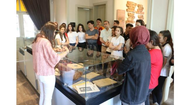 Kent müzesine Müzeler Haftası'nda ziyaretçi akını