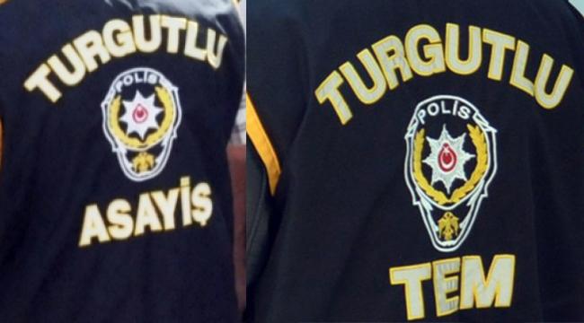 Turgutlu'da 1 ayda 311 şüpheliden 26'sına tutuklama