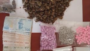 Turgutlu'da uyuşturucu operasyonu: 7 gözaltıdan 1 tutuklama