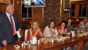 TUTSO'nun mayıs ayı meclis toplantısı yapıldı