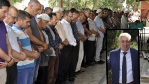 Zabıta eski müdürü Feray Kahyaoğlu'na son görev