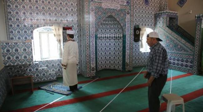 70 yıllık caminin kıblesi yanlış çıktı