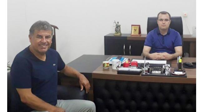 Ahmet Duman Turgutlu'ya veda etti