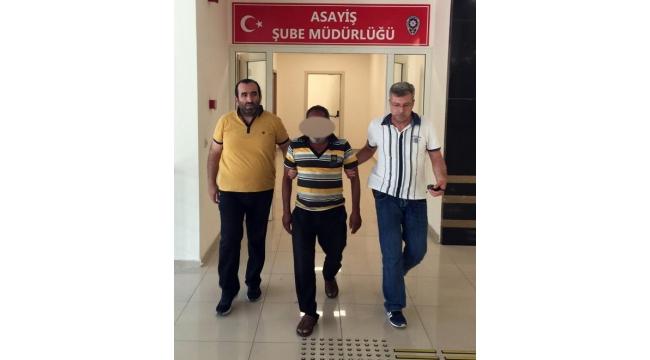 Dolandırıcılık suçlarından aranan şahıs Turgutlu'da yakalandı