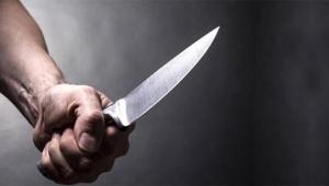 Motosikletiyle gürültü yaptığı gerekçesiyle şahsı uyardı, bıçaklandı