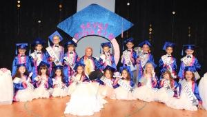 Sevgi Pınarım Anaokulu'ndan muhteşem yıl sonu gösterisi