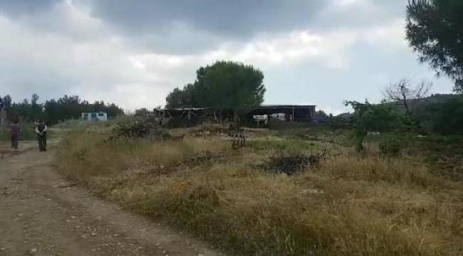 Soma'da yıldırım düştü: 9 kişi yaralandı, 1 inek telef oldu