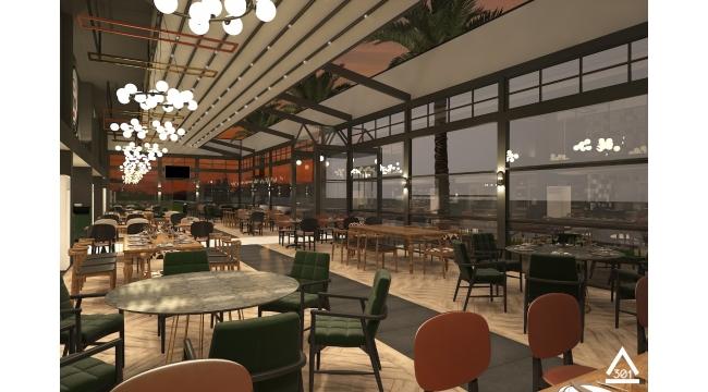 Turgutlu'ya yeni damak tadı açılıyor: Kimyon Steakhouse