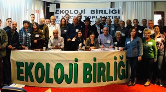 """Ankara'da """"Ekolojik Haklar Ve Stratejik Plan Hazırlama"""" Çalıştayı"""