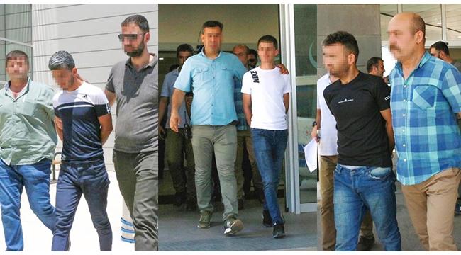 Otostopçuları gasp eden 3 şüpheli son işlerinde yakalandı