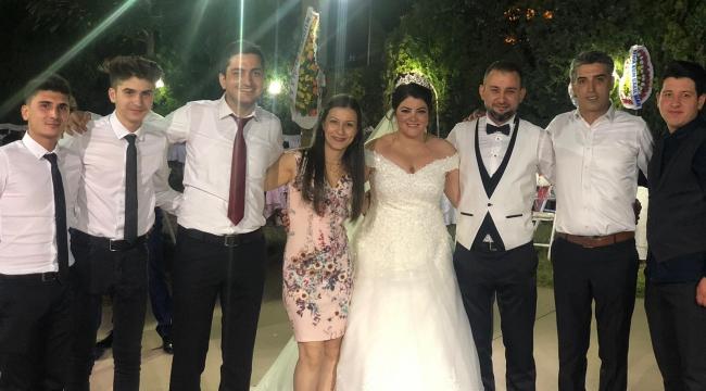 Semra & Mehmet mutluluğa evet dedi