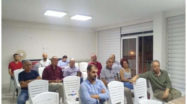 TURÇEP yeni yürütme kurulu ilk toplantısını yaptı