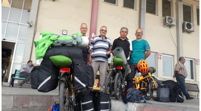 Turdak - Turbis BisikletçileriDoğu Karadeniz Bisiklet Turunda