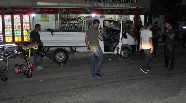 Turgutlu'da cinayet: 1 ölü, 1 yaralı