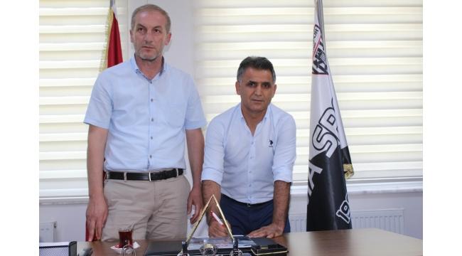 Turgutlulu deneyimli çalıştırıcı Somaspor'la anlaştı