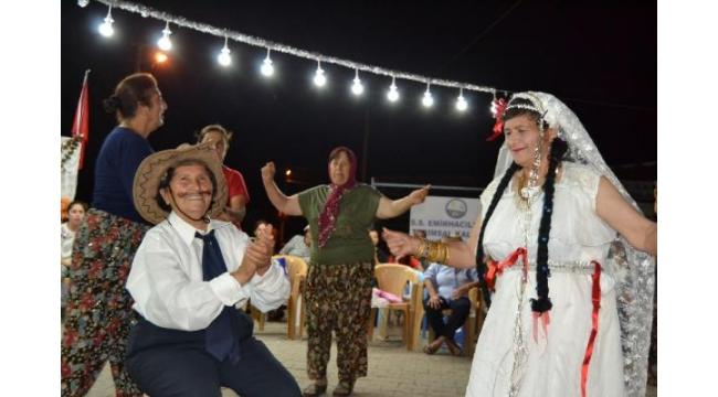 'Kısır düğünü' geleneği sürdürüldü