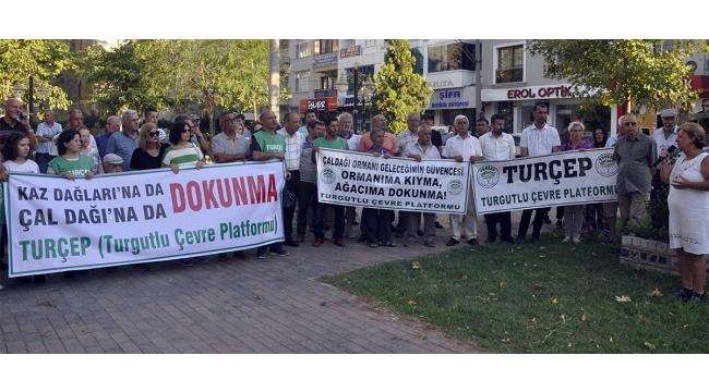 TURÇEP: 'Sadece doğa değil, hukuk da katlediliyor'