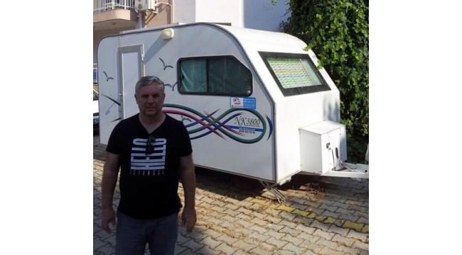 Emekli astsubaya Turgutlu'da büyük şok