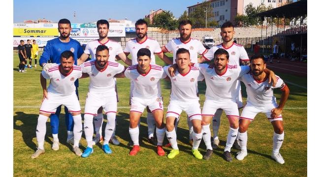 Turgutluspor Soma'da kazandı: 0-1