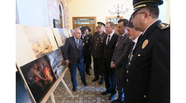 Atatürk'ün fotoğrafçısı 'Ethem Tem Fotoğraf Sergisi' açıldı