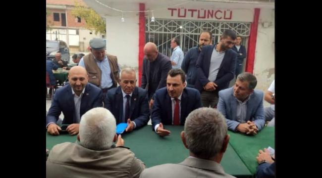 CHP'li Başevirgen: 'Maliyetlerini karşılayamayan çiftçi ekim yapmaktan vazgeçiyor'