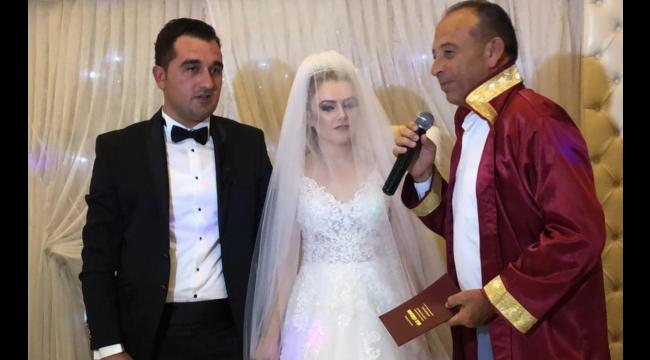 Mehmet ve Nurbanu dünyevine girdi