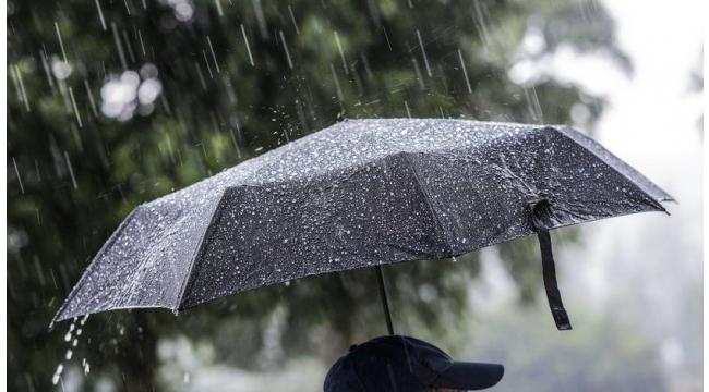 Meteorolojiden kuvvetli gök gürültülü sağanak yağış uyarısı