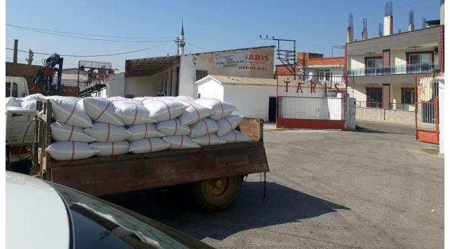 TMO, Turgutlu'da kuru üzümü 10 TL'den almaya başladı