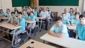 Turgutlu'da 32 bin öğrenci ders başı yaptı