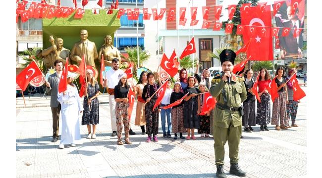 Turgutlu'da 97. kurtuluş yıl dönümü coşkusu