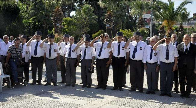Turgutlu'da 'Gaziler Günü' kutlandı