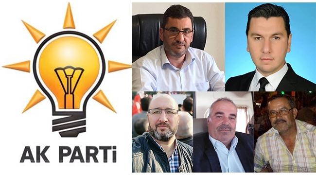 Turgutlu'da gündem olan Ak Parti istifaları