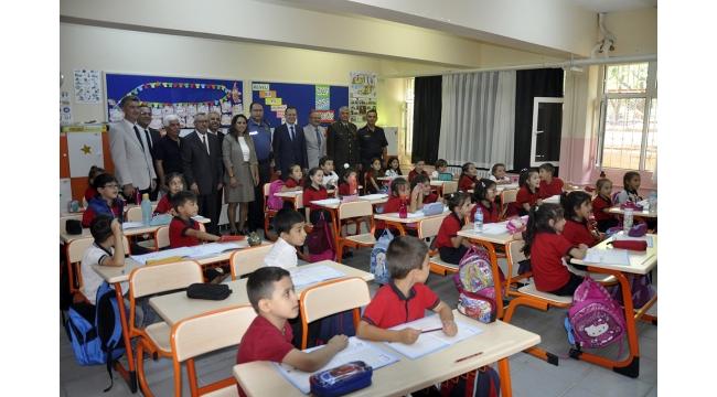 Turgutlu'da İlköğretim Haftası kutlandı
