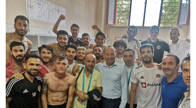 Turgutluspor '3' golle 4.turda: 0-3