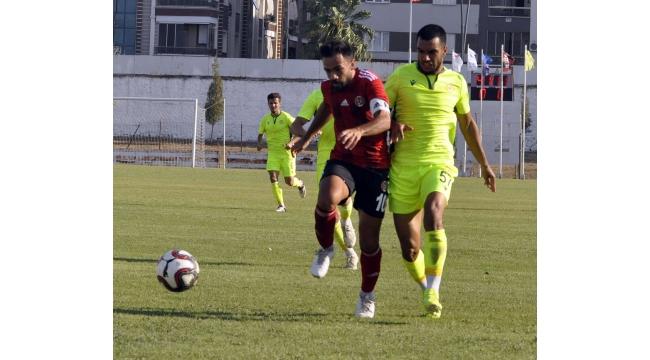 Turgutluspor'da kaptan gemiyi kurtardı: 1-0
